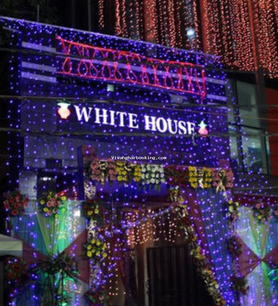 The White House Banquet Hall Marriage Garden In Jhansi